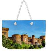 Inverness Castle, Scotland Weekender Tote Bag