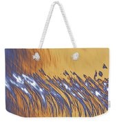 Inverted Reflection Abstract 233 Weekender Tote Bag