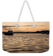 Irish Dusk Weekender Tote Bag