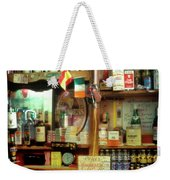Irish Pub Weekender Tote Bag