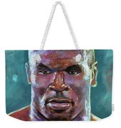 Iron Mike Weekender Tote Bag by Robert Phelps