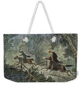 Irving: Sleepy Hollow Weekender Tote Bag by Granger