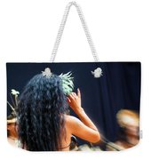 Island Beauty Weekender Tote Bag