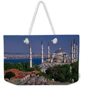 Istanbul's Blue Mosque Weekender Tote Bag