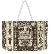 Italian Renaissance Weekender Tote Bag