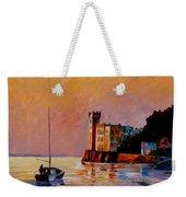 Italy - Trieste Gulf Weekender Tote Bag