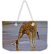 It's A Long Way Down Weekender Tote Bag
