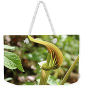 Jack-in-the-pulpit Weekender Tote Bag