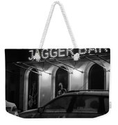 Jagger Bar In Ufa Russia Weekender Tote Bag