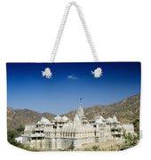 Jain Temple Of Ranakpur Weekender Tote Bag