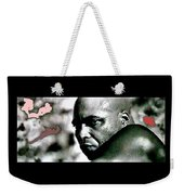 James Earl Jones Screen Capture The Great White Hope 1970 Weekender Tote Bag