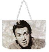 James Stewart Hollywood Actor Weekender Tote Bag