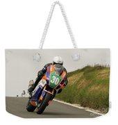 Jamie Hodson Weekender Tote Bag