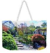 Japanese Garden 3 Weekender Tote Bag