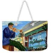 Jazz At The Orleans Weekender Tote Bag