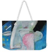 Jazz Face Weekender Tote Bag