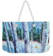 Jemez Mountain Moment Weekender Tote Bag