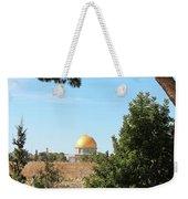 Jerusalem Trees Weekender Tote Bag