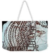 Jesus Christ And Mother Mary Weekender Tote Bag