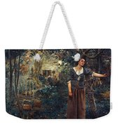 Joan Of Arc C1412-1431 Weekender Tote Bag