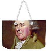 John Adams (1735-1826) Weekender Tote Bag by Granger