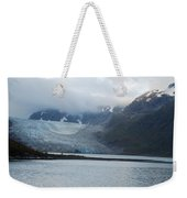 John Hopkins Glacier Weekender Tote Bag