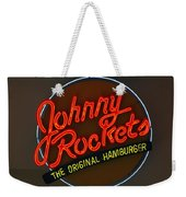 Johnny Rockets Weekender Tote Bag