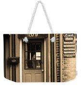 Jonesborough Tennessee - Main Street Weekender Tote Bag