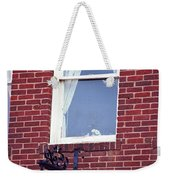 Jonesborough Tennessee - Window Over The Shop Weekender Tote Bag