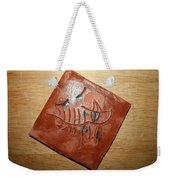 Journeys 10 - Tile Weekender Tote Bag