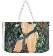 Jungle Beauty Weekender Tote Bag
