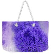 Just A Lilac Dream -4- Weekender Tote Bag by Issabild -