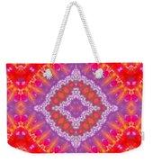 Kaleidoscope 9 Weekender Tote Bag