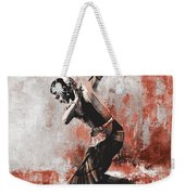 Kathak Dancer  Weekender Tote Bag