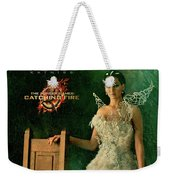 Katniss Hunger Games Catching Fire Weekender Tote Bag