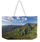 Kauai Aerial Weekender Tote Bag