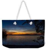 Kejimkujik Sunset Weekender Tote Bag