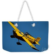 Kent Jackson In Once More, Friday Morning. 5x7 Aspect Signature Edition  Weekender Tote Bag
