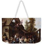 Kermis On St. George's Day Weekender Tote Bag