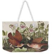 Key West Dove Weekender Tote Bag