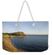 Kimmeridge Bay In Dorset Weekender Tote Bag