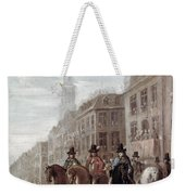 King Charles II Of England Weekender Tote Bag