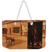 King Kong Remake Poster Mall Casa Grande Arizona Christmas 2005 Weekender Tote Bag