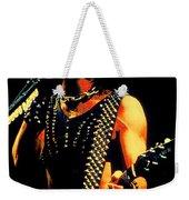 Kiss In Concert Weekender Tote Bag