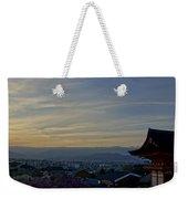 Kiyomizu-dera Weekender Tote Bag