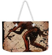 Kokopelli The Flute Player  Weekender Tote Bag