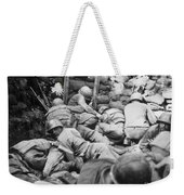 Korean War, 1950-1953 Weekender Tote Bag