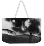 Korean War: Bunker Hill Weekender Tote Bag