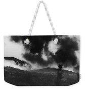 Korean War: Bunker Hill Weekender Tote Bag