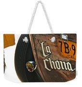 La Chona Weekender Tote Bag